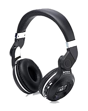Intex Jogger Plus Wireless Multimedia Headphones