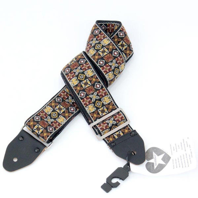 【おすすめ】 Souldier Replica Ace Replica Ace straps Woodstock Woodstock/BROWN/BROWN ギターストラップ B014A4L0LE, vic2(ビックツー):d5ec56a5 --- casemyway.com