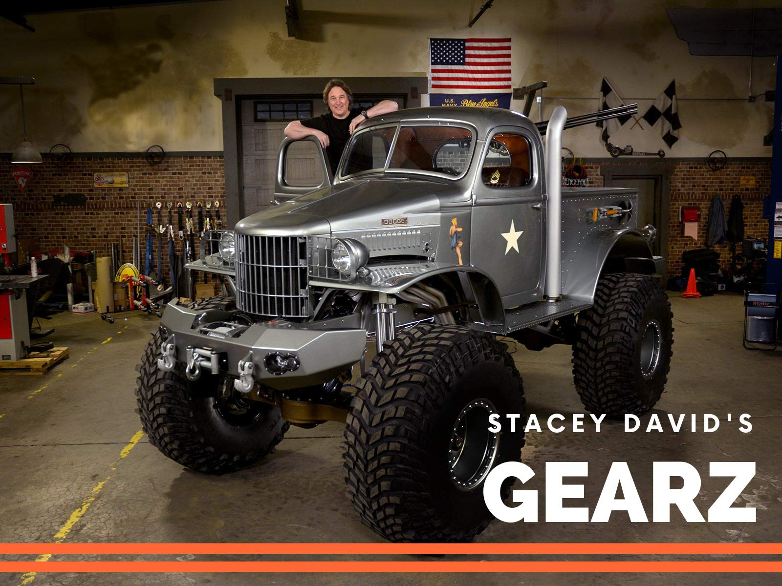 Stacey David's GearZ