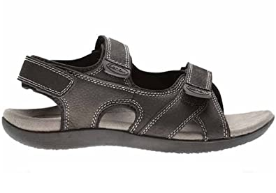 2db5ae6f6024 Scholl Orthaheel Bells II Mens Comfortable Supportive Sandals - Size  10  AUS - Color