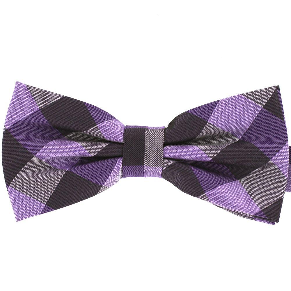 Tok Tok Designs/® Handmade Mens Bow Tie B479