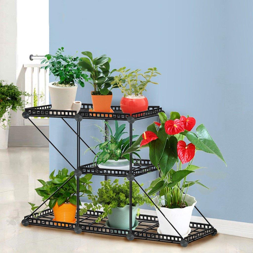 GQQ-Flower Steps Estantería para Plantas/Soporte de para Flores c ...