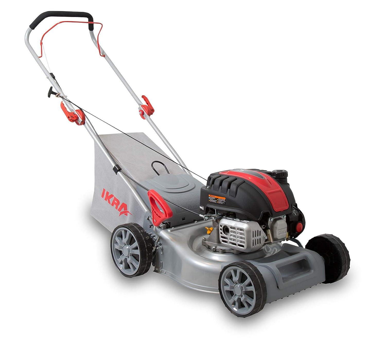 IKRA 77007600 IBRM 40-Z130 - Cortacésped de gasolina, 2200 W ...