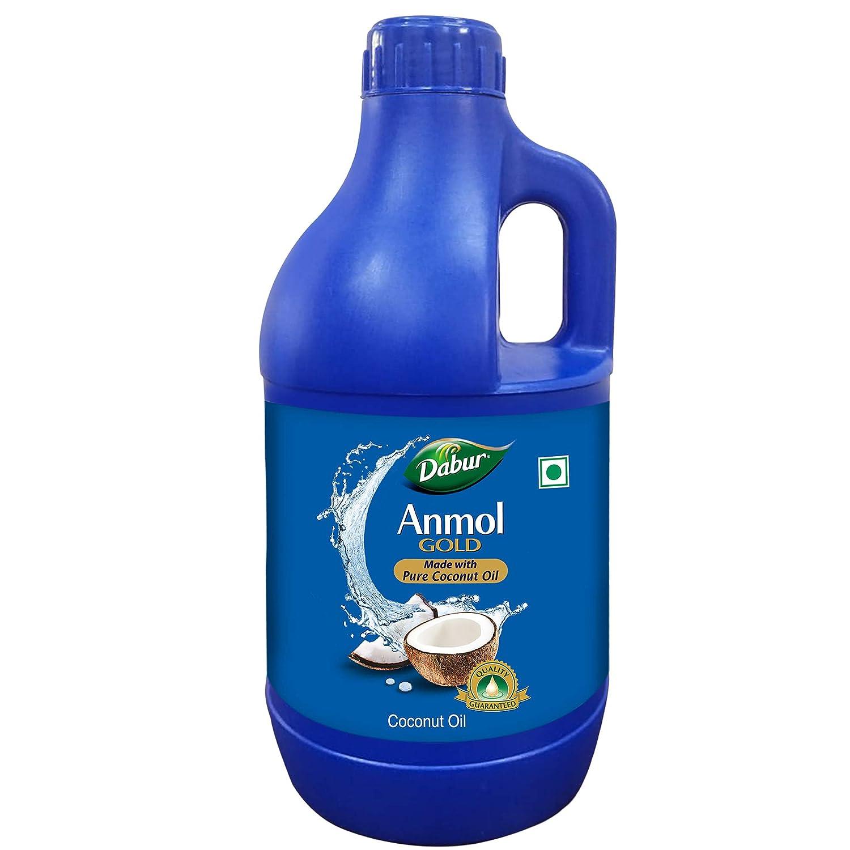 Dabur Anmol Gold 100% Pure Coconut Oil – 1L