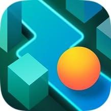 Rolling Maze - Neon Race