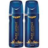 Park Avenue Men's Classic Deo Good Morning,100gm (Pack of 2)