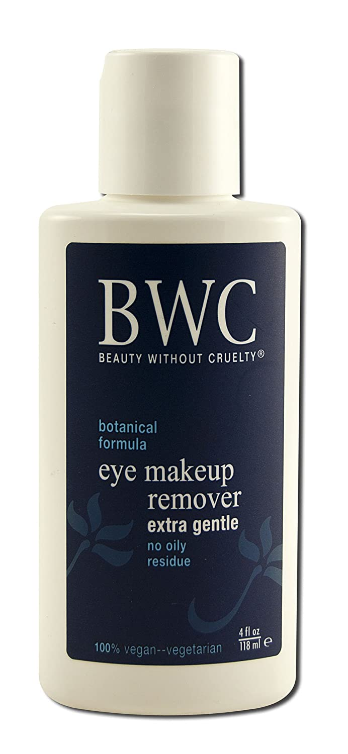 Eye Make-up Remover, 4-fl Ounce, Never tested on animals By Beauty Without Cruelty Servaas Labs 11584 Cleanser/Polish, 15-oz.