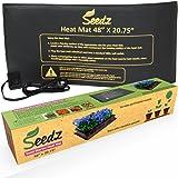 "LATEST EDITION Seed Starter Heat Mat - Waterproof Seedling Heat Mat for Your Home Garden, 48""x20.75"""