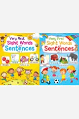 Very First Sight Words Sentences Level - 1 + Very First Sight Words Sentences Level - 2 (Set of 2 books) Kindle Edition