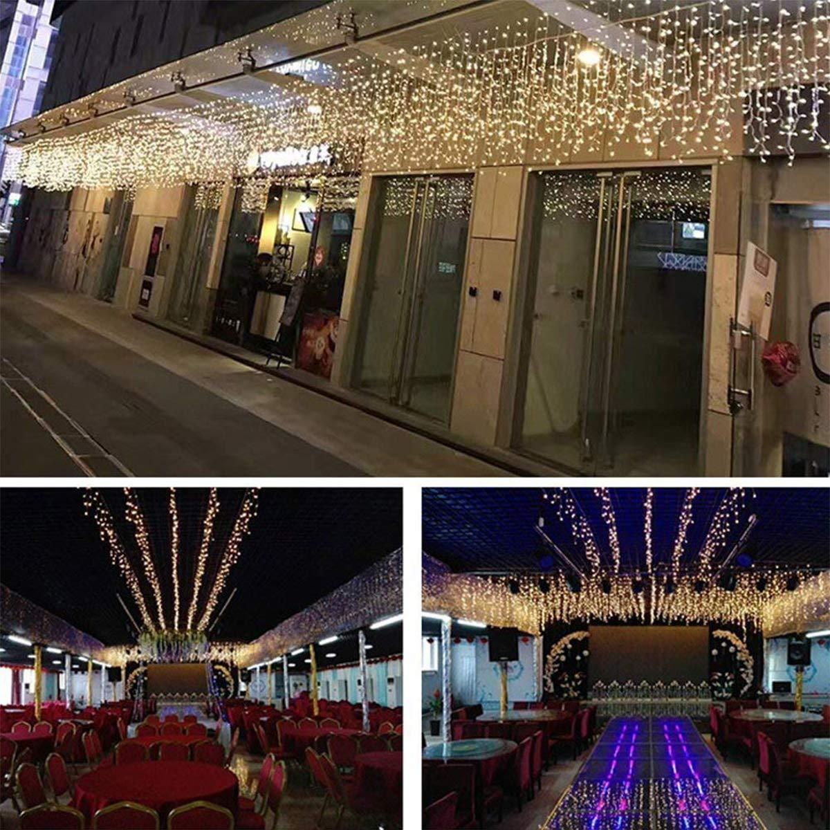 Weihnachtsbeleuchtung Mit Fernbedienung.Lichterkette Außen B Right 480 Led Lichterkette Strombetrieben