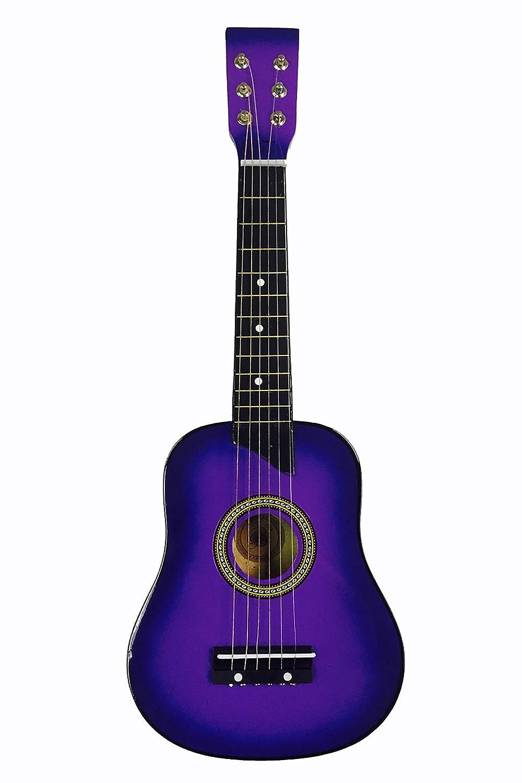 Purple Guitar for Kids 25' Acoustic Beginners w/Accessories Unique Guitar