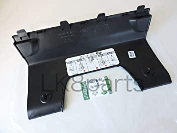 Fit for 06-09 Range Rover Sport Rear Bumper Towing Eye Hook Cover with Clips New