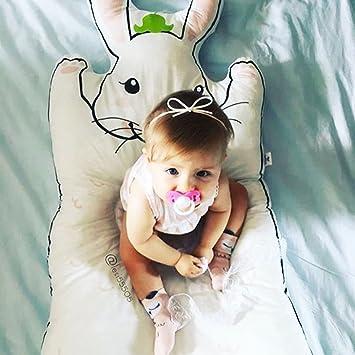 Kinder Tier Baumwolle Kleinkind Matte Crawing Pad Spiel Spielzeug Kissen