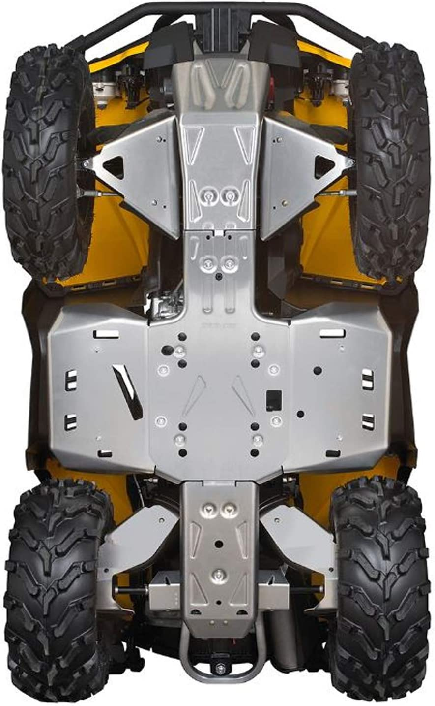 CAN-AM OUTLANDER G2 CHASSIS FRONT SKID PLATE 715000926