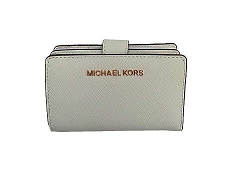 Amazon.com: Michael Kors Jet - Monedero de viaje con ...