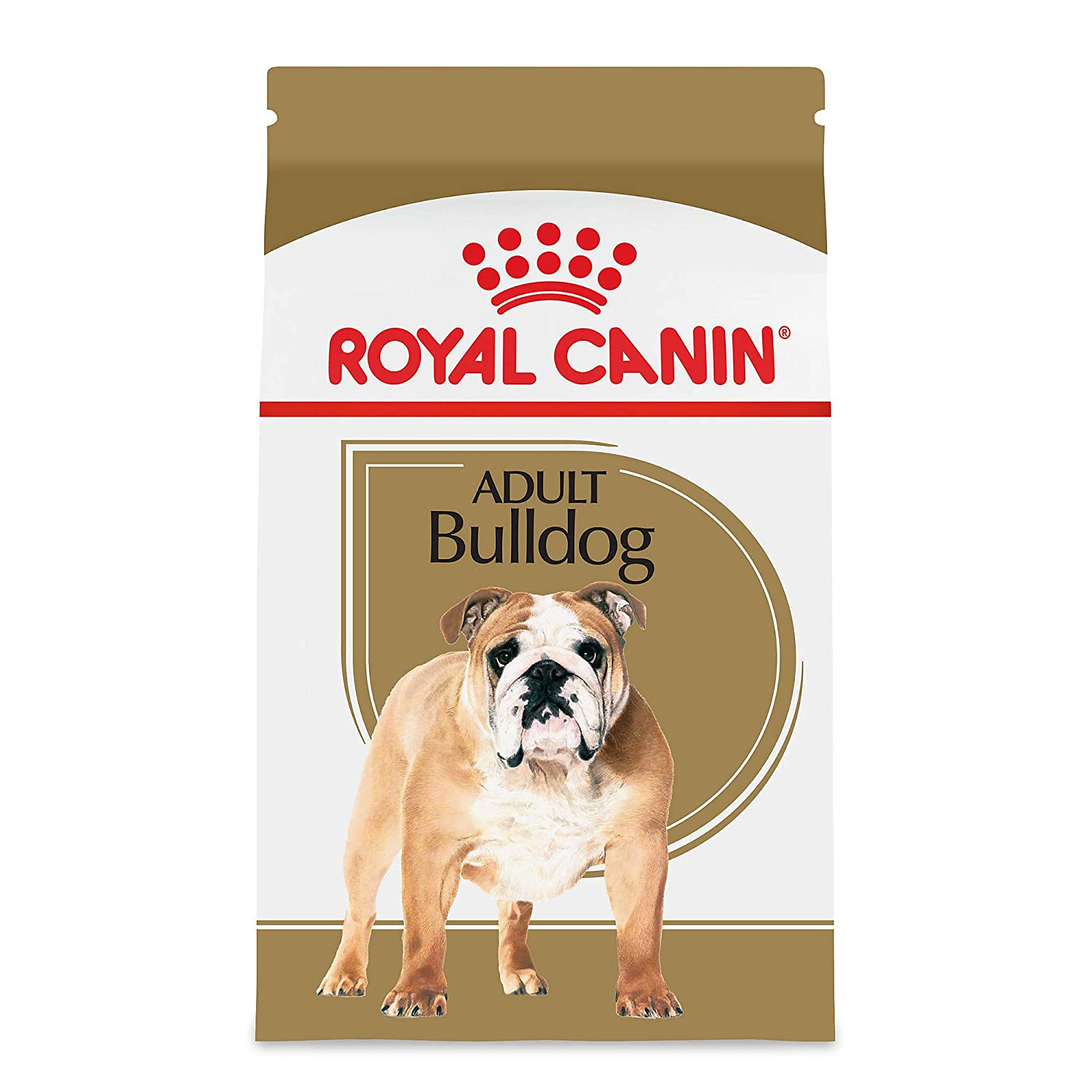 7. Royal Canin Bulldog Adult Dry Dog Food