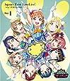 ラブライブ! サンシャイン!! Aqours First LoveLive! ~Step! ZERO to ONE~ Blu-ray (Day1)