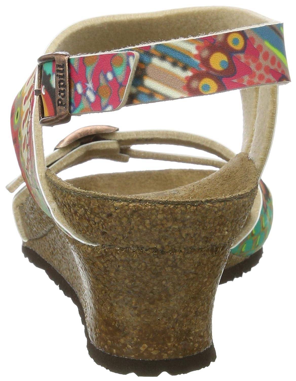 Papillio Ellen Birko-Flor, Scarpe col Tacco con con con Cinturino a T Donna | Exquisite (medio) lavorazione  3d49f7