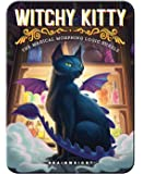 Brainwright Witchy Kitty Puzzle in Tin Logic Puzzle Game