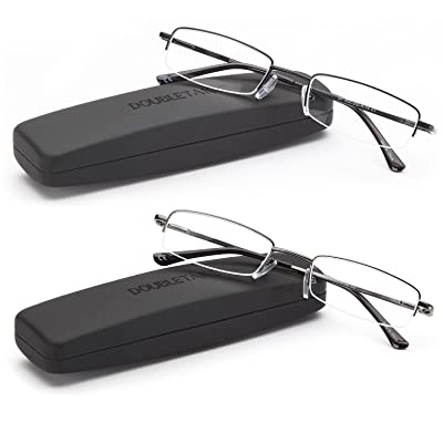 DOUBLETAKE Reading Glasses