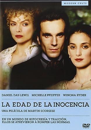 La Edad De La Inocencia [DVD]