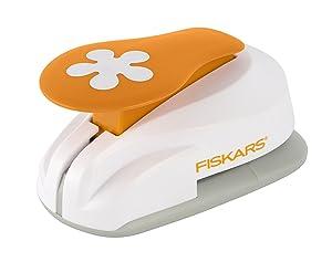 Fiskars X-Large Lever Punch, Poppy