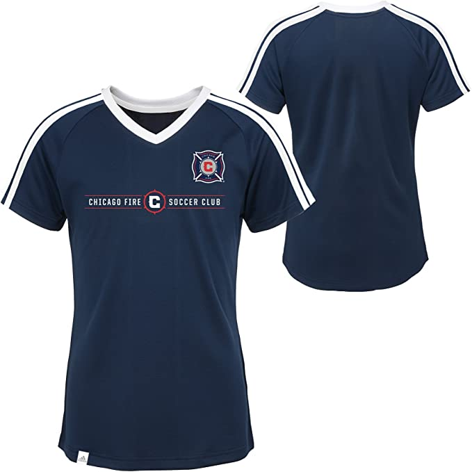 MLS Girls 7-16 Honeycomb Lines Triblend Tank Top
