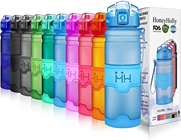 3 Size Outdoor Bicycle Water Bottle Running Camping Leak Proof Sport Bottle US