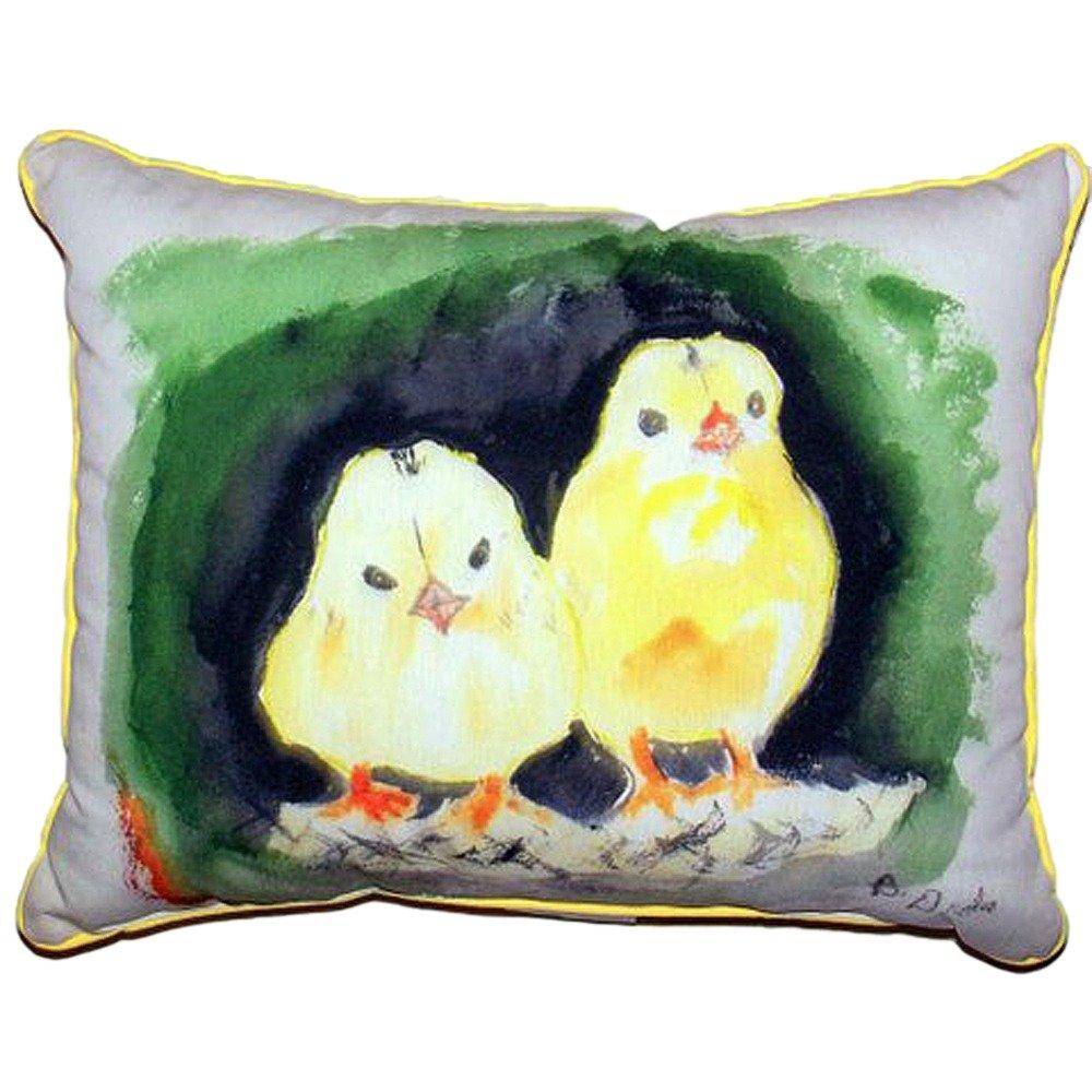 Betsy Drake sn448 Chicks Smallインドア/アウトドア枕、、11