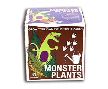 Grow It Pflanz Set Fleischfressende Pflanze Geschenk Anzuchtset