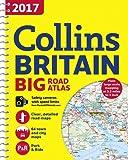 2017 Collins Big Road Atlas Britain (Collins Road Atlas)
