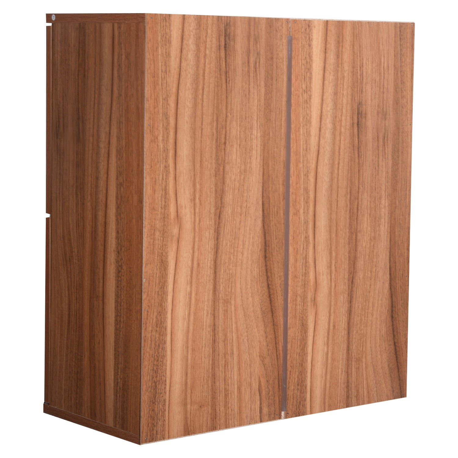 Cirocco 2 Drawer Chest Wood – Nightstand Storage Organizer Cabinet   Modern Contemporary Non Toxic Space Saving Furniture Dresser   Heavy Duty Durable for Bedroom Living Room Home Indoor Gadgets by Cirocco (Image #7)