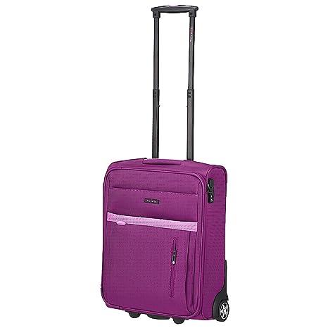 Travelite Trolley para portátil, morado - Violet/Lilac, 82367-19