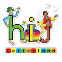 Letterland Stories: Harry Hat Man, Impy Ink & Jumping Jim - FreeTime Unlimited Edition