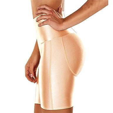 a02045124b1 Queenral Leggings Sculptants Culotte Amincissante Butt Lifter Pad Control  Pants
