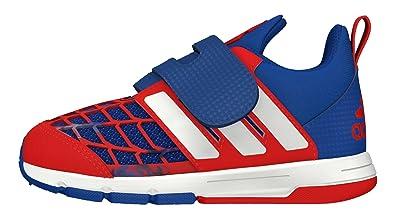 7103ddd7659 adidas Infants Shoes Marvel Spider-Man Training Kids Boys Girl Unisex New  AQ3781 (EU