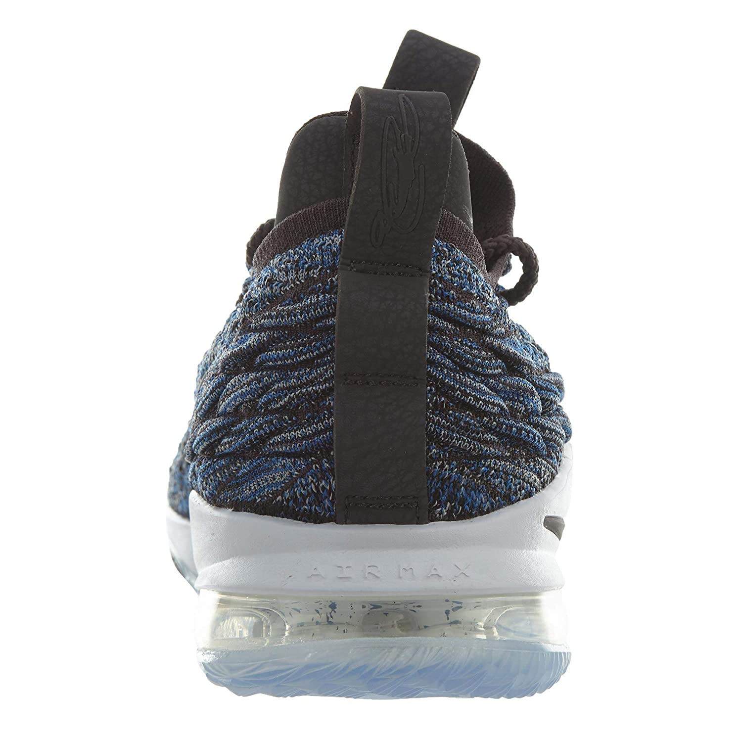 online store 2cae0 9fa55 NIKE Lebron XV Low Mens Fashion-Sneakers AO1755-400 10 - Signal Blue Thunder  Grey-Black at Amazon Men s Clothing store