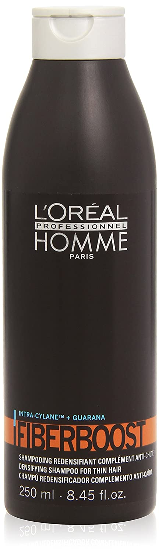 LOréal Professionnel Homme - Tonique champú vitalidad para cabellos normales, 250 ml: Amazon.es: Belleza