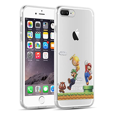 custodia iphone 7 plus cartoon