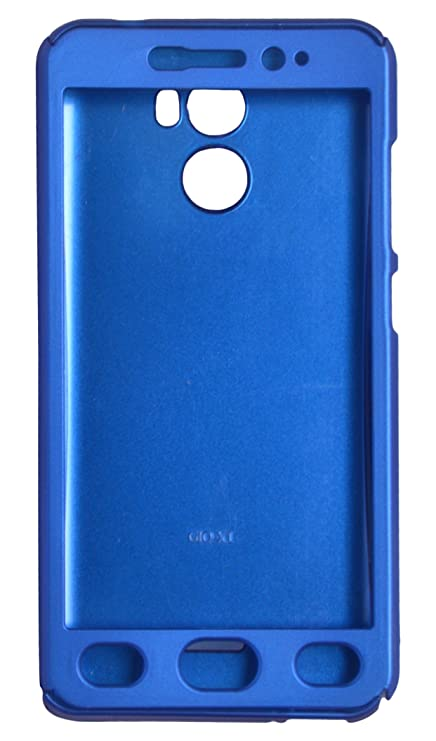 quality design 80611 4bfb7 IPAKAY Mobile Cover for Gionee-X1: Amazon.in: Electronics