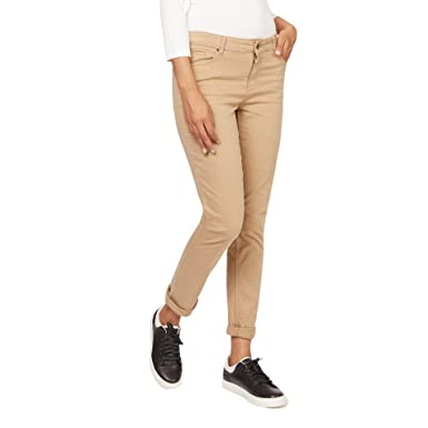 MONOPRIX FEMME - Pantalon à 5 poches - Femme - Taille   42 - Couleur ... 400ccdf4b313