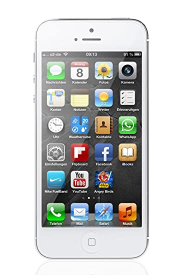 Apple IPhone 5 Smartphone 4 Zoll 102 Cm Touch Display