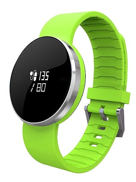 TKSTAR impermeable, reloj inteligente, reloj inteligente, reloj inteligente salud tensiómetro pulsómetro, deporte