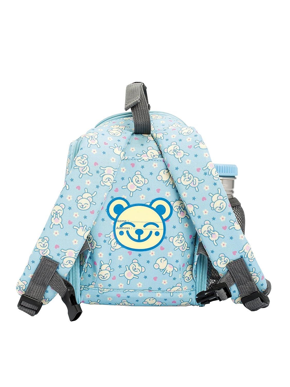 Katuki Saguyaki K/ühl-Rucksack f/ür Kinder faltbar und leicht zu reinigen