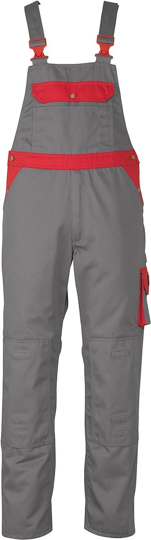 L82cm//C68 Mascot 00969430-88802-82C68Milano Bib /& Brace Anthracite//red