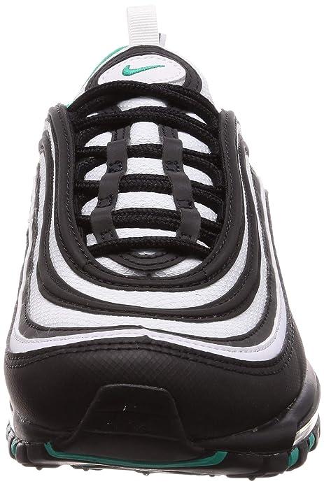 new concept 5dbc2 51331 Nike Herren Air Max 97 Gymnastikschuhe, Schwarz Weiß  Amazon.de  Schuhe    Handtaschen