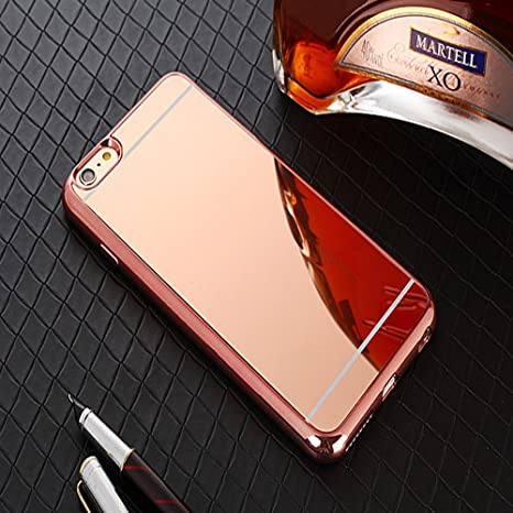 Centerpoint Phone Number >> Centerpoint Iphone 6 Plus Case And Cover Electroplated Tpu Mirror Case Convex Point Designed Body Protection Rose Gold Color