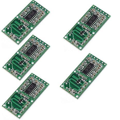 Amazon.com: icstation rcwl-0516 Microondas Detector de radar ...