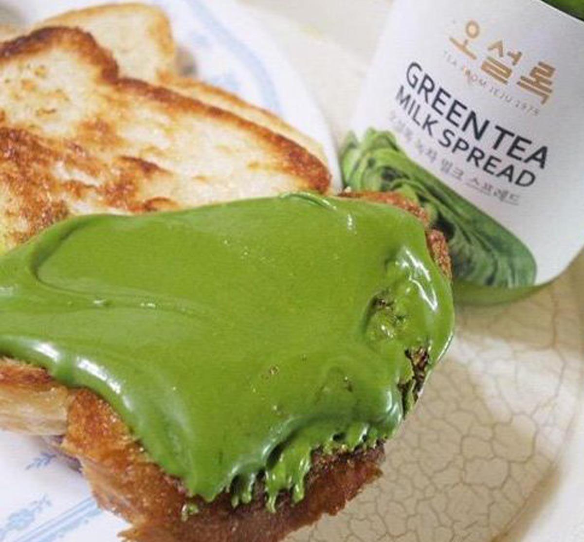 Osulloc El té verde - dulce mermelada de difusión lechosa (3 paquete): Amazon.es: Alimentación y bebidas