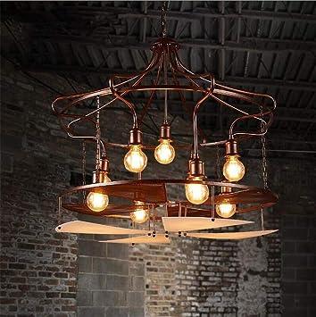 PLLP Iluminación Interior Lámparas de Araña Lámpara Colgante ...